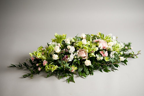 Classic Spray - funeral flowers