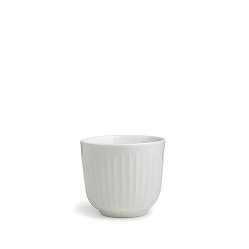 Kahler Hammershøi Cup - White - 20cl