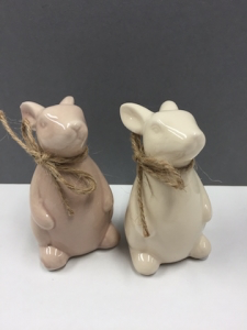Ceramic Easter Bunny