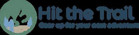 Hit the Trail Logo