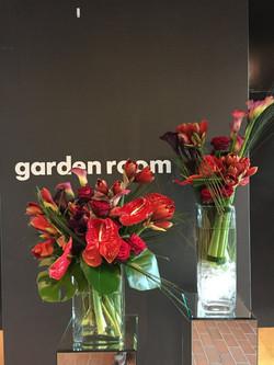 Barbican garden room