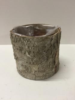 Bark Pot