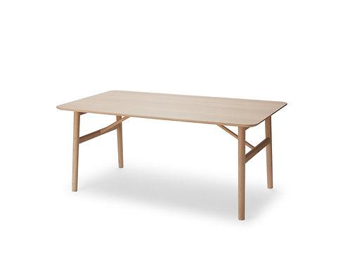 Skagerak Hven Table 170 - Oak/White Oil