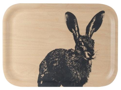 Muurla Nordic Tray - The Hare