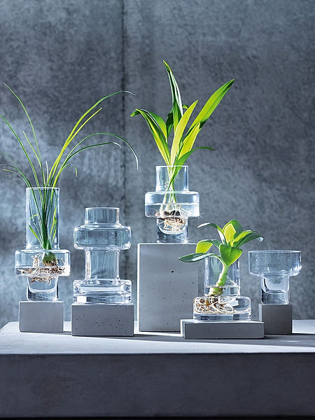 Lsa vases - modern vases - blomster designs - uk stockists