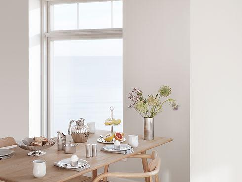 Georg Jensen Bernadotte tableware - blomster designs - uk stockists