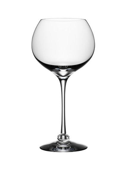 Orrefors Amor Vincit Omnia Wine Glass - Set of 2