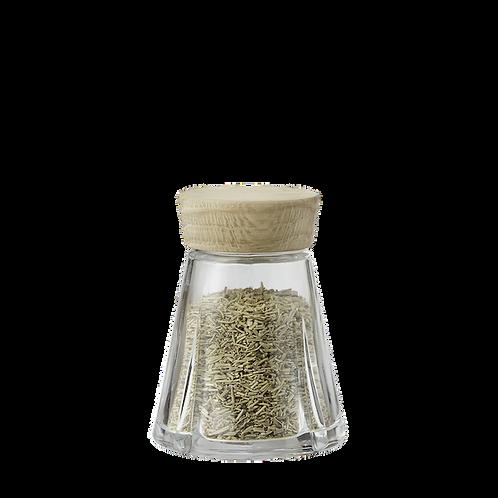 Rosendahl Grand Cru Spice Jar with Oak Lid - 125ml