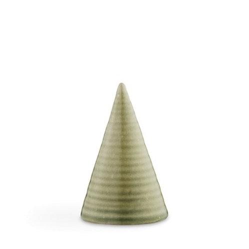 Kahler Glazed Cone - Lime Green - GR07