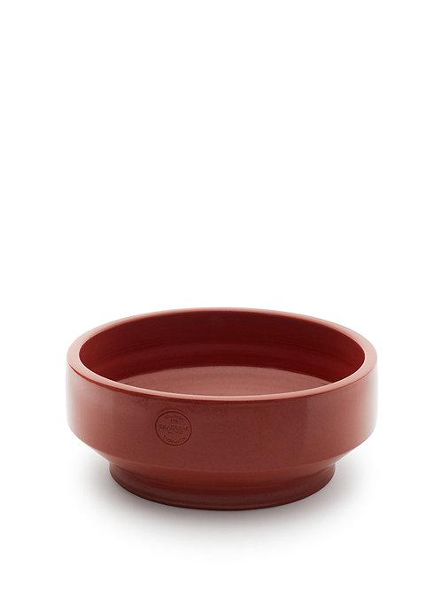 Skagerak Edge Pot Ø38, Low - Burned Red