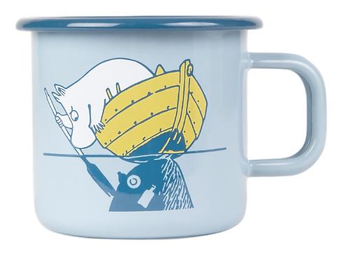 Moomin Enamel Mug - #Oursea