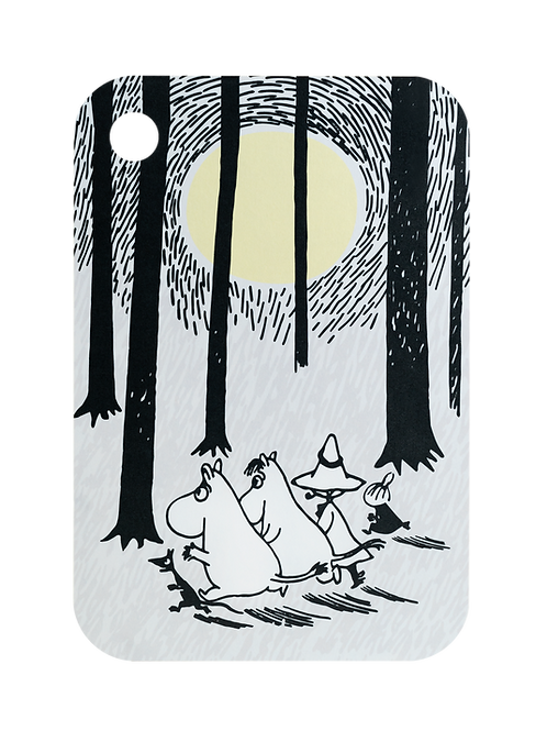 Moomin Chop And Serve - In The Woods