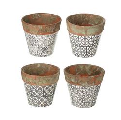 Ceramic Pot - Grey