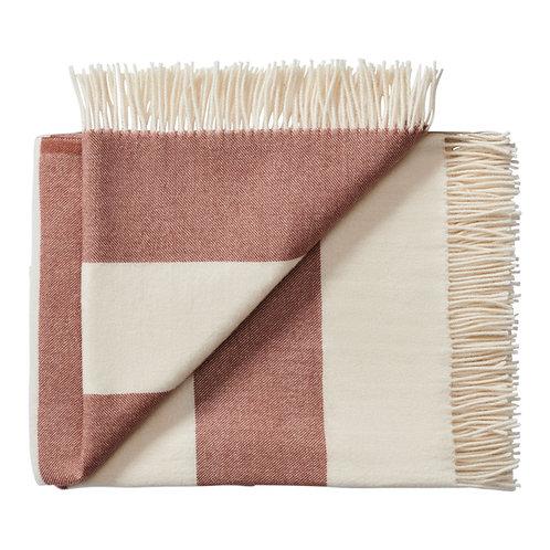 Silkeborg Uldspinderi - The Sweater Throw - Brown