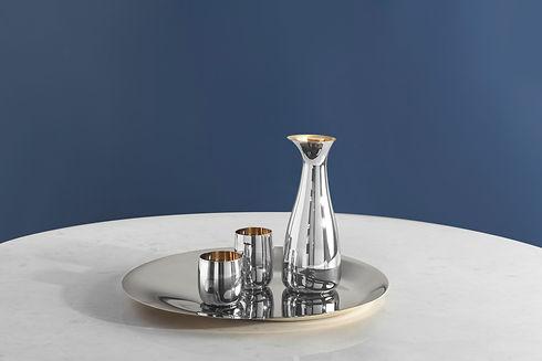 Norman foster - stelton - wine goblet carafe - blomster designs - uk stockists