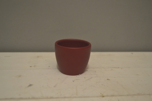 Ceramic Red Pot