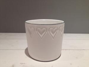 CeramicHearts Pot