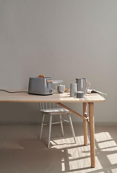 Stelton Emma Toaster and kettle - blomster designs uk stockists