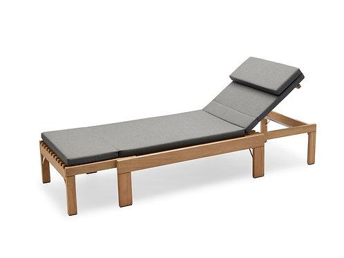 Skagerak Riviera Cushion Charcoal