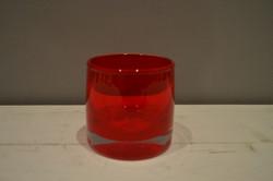 Tumbler Vase - Red