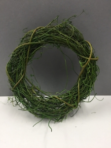Artificial Rustic Green Wreath