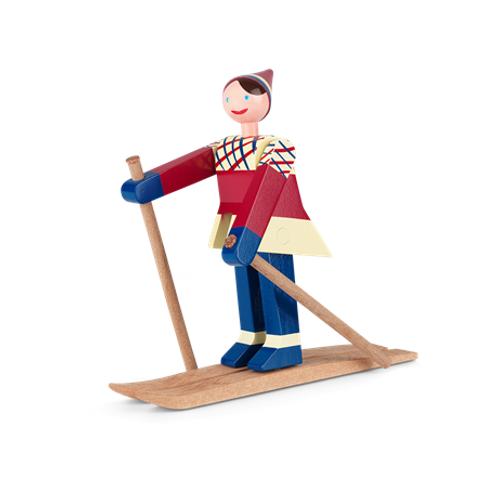 Kay Bojesen Boje The Skier - Girl