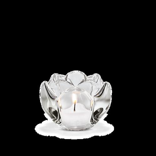Holmegaard Lotus Tealight Holder - Votive - 6.5cm