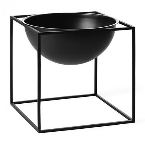 By Lassen Copenhagen - Kubus Bowl Large - Black