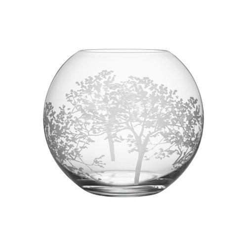 Orrefors Organic Bowl Vase - 205mm