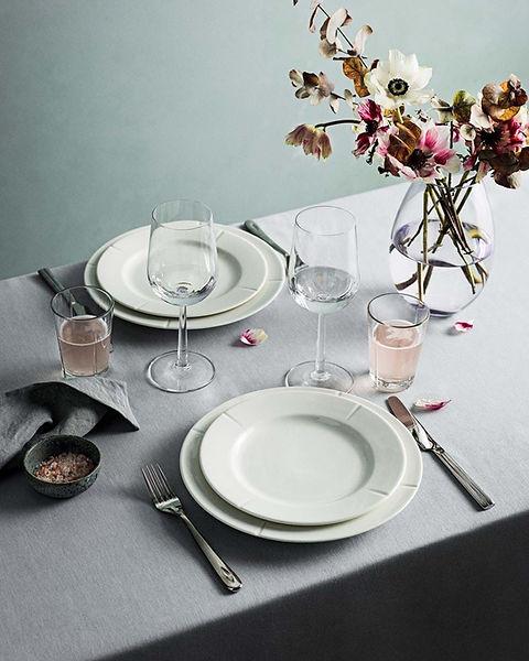 rosendahl - norge - tableware - blomster designs - uk stockists