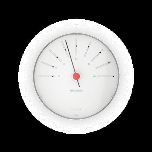 Arne Jacobsen Bankers Weather Station Hygrometer 12cm