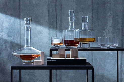 LSA Decanters and Carafes - Blomster designs - uk stockists
