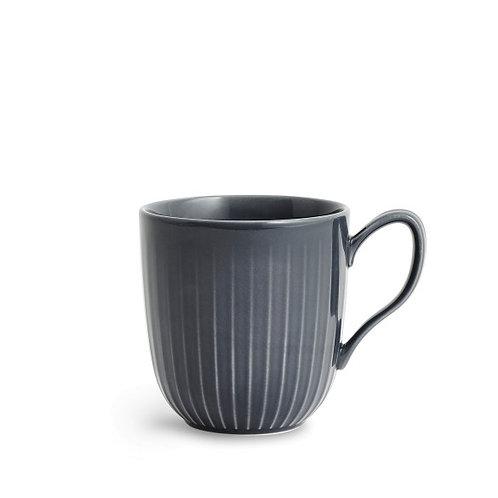 Kahler Hammershøi Mug - Anthracite - 33cl
