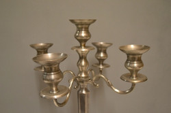 Silver Candelabra 56cm