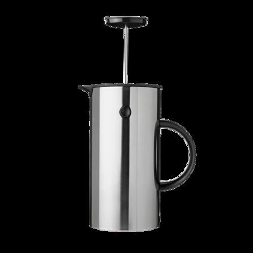 Stelton Em Press Coffee Maker - Stainless Steel