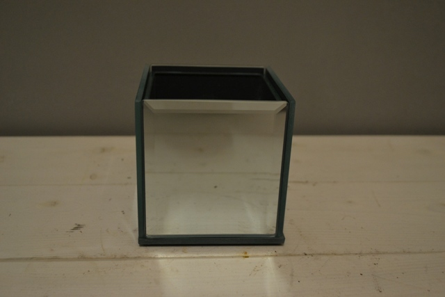 Mirrored Cube 10cm