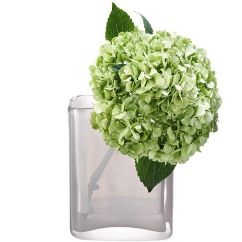 Lsa Stone Vase Pebble H15cm