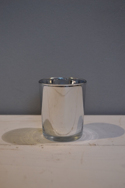 Mirror Glass Votive