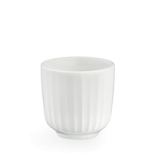 Kahler Hammershøi Espresso Cup - White - 10cl