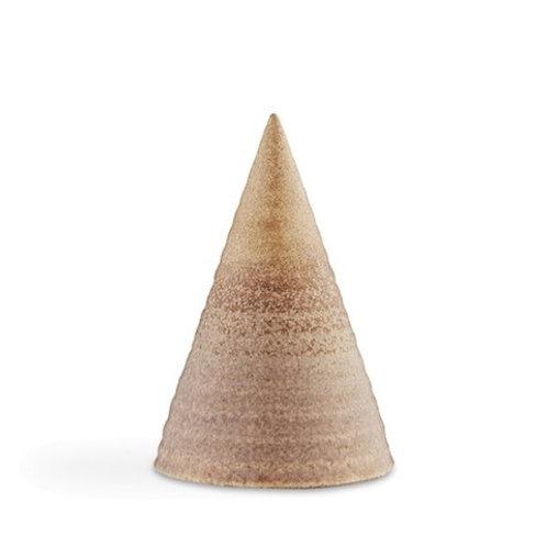 Kahler Glazed Cone - Red Brown - G09
