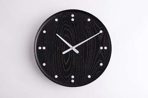 ARCHITECTMADE - FJ Clock - Black - 35cm