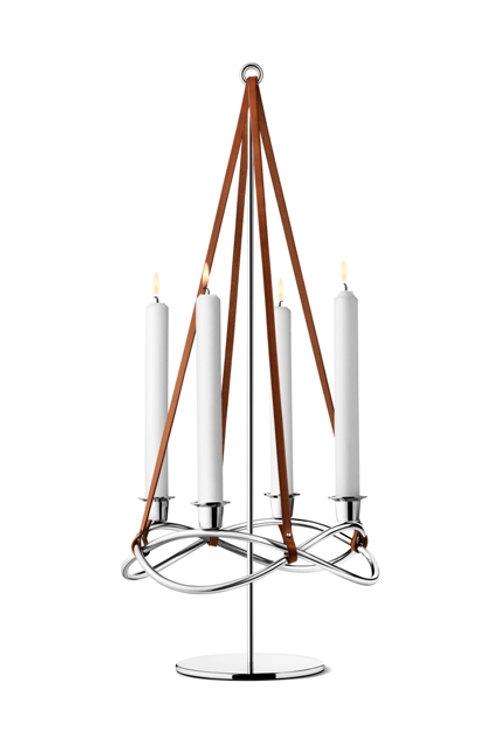 Georg Jensen Season Candle Holder Extension - Silver