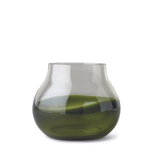 Ro Collection - Flower Vase no.23 - Moss Green