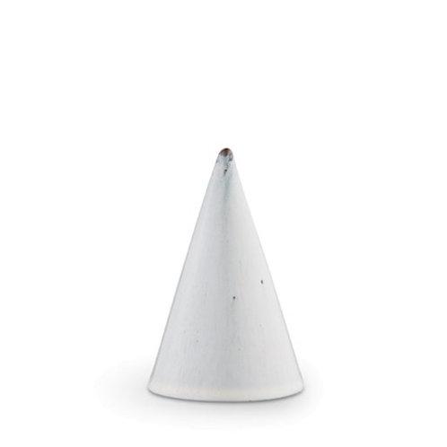 Kahler Glazed Cone - Light Grey - GR67