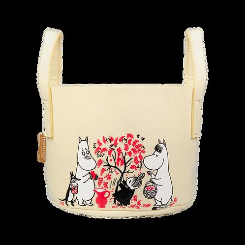 Moomin Storage Basket - Berries