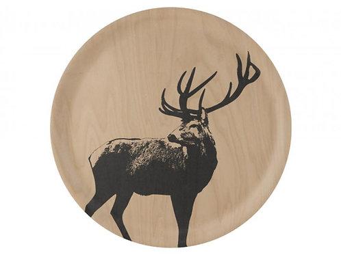 Muurla Nordic Tray - The Deer