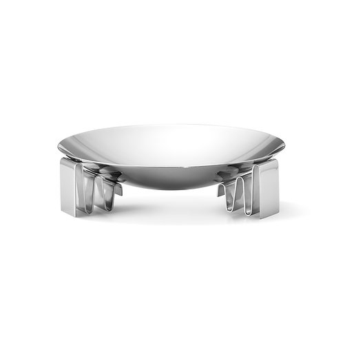 Georg Jensen Frequency Bowl Medium - Stainless Steel