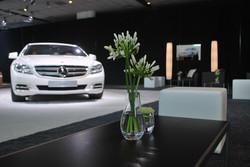 Mercedes Benz World Premier