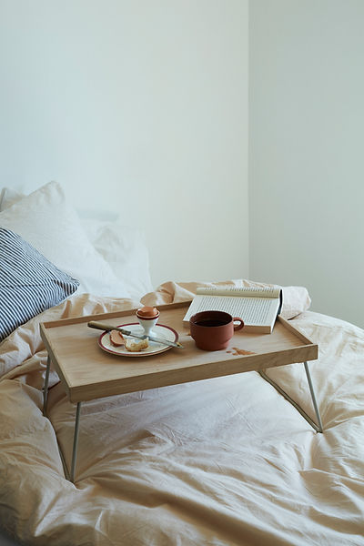 Skagerak Nomad Table Tray, Edge Cup - breakfast in bed - blomster designs - uk stockists