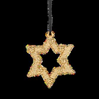 Rosendahl Karen Blixen Christmas Flower Star in Gold